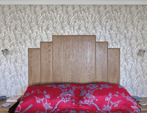Art Deco Bedroom Suite